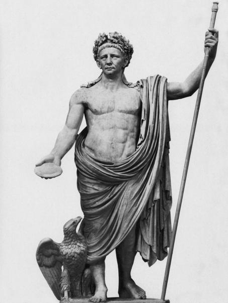 Statue of Cladius